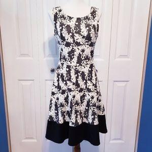 Black and white dress-Stitch Fix